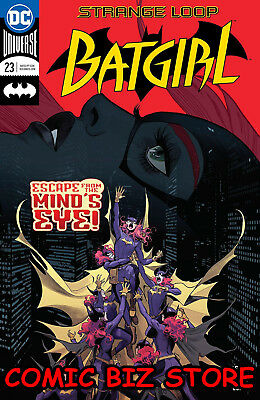 Batgirl #23 (2018) 1St Printing Dc Universe Bagged & Boarded
