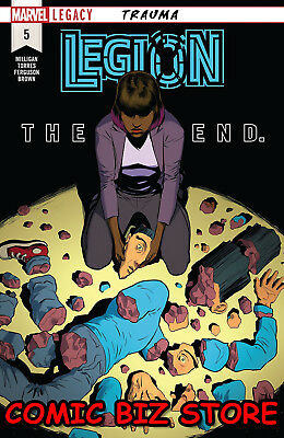 Legion #5 (Of 5) (2018) 1St Printing Bagged & Boarded Marvel Comics