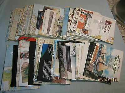 U-PICK 10 NATIONAL GEOGRAPHIC MAPS FOR $4 Lot of Over 100 Different World USA