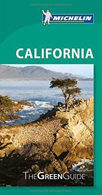 California Green Guide (Michelin Green Guides) by Michelin   Paperback Book   97