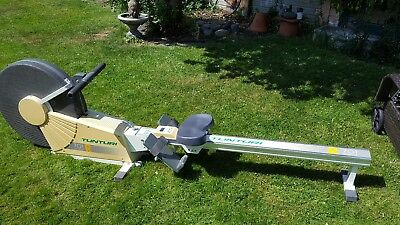Tunturi R710 Rowing Machine - Air resistance. Fold away will fit in most cars