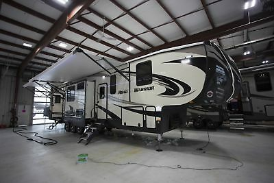 Road Warrior RW429 Fifth Wheel Toy Hauler RV 13' Garage Bunkhouse Only One Left