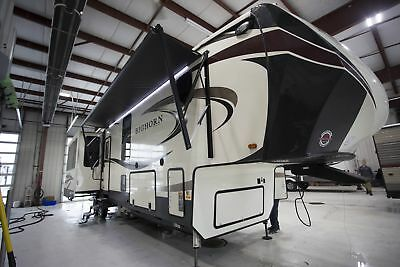 Bighorn 3870FB Fifth Wheel RV Rear Living King Suite Last One On The Lot