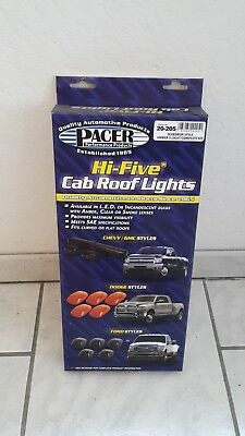 Pacer Performance Cab Root Lights Dodge Ram 20-205 Dachbeleuchtung