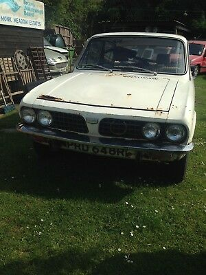 Triumph Dolomite 1500HL, project for restoration
