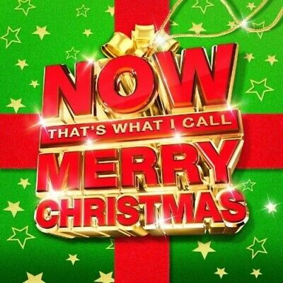 Various Artists - Now Merry Christmas [New CD]