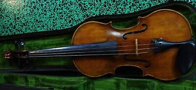 A Very fine Old Violin Romeo Antoniazzi 1905