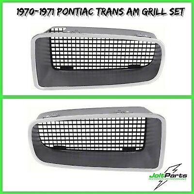 OER 479690-91 1970-1971 Pontiac Firebird Trans Am Grill Set