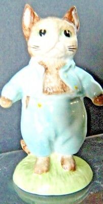 "Beatrix Potter's ""Tom Kitten"""" Figurine Royal Doulton/Beswick signed"