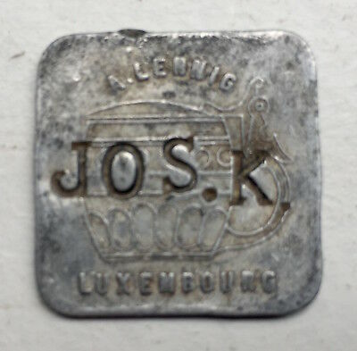 Luxembourg Beer Cafe Token
