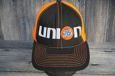 Union 76 oil gasoline trucker hat trucker cap