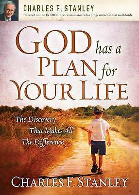 God Has a Plan for Your Life by Stanley, Charles | Paperback Book | 978140020096