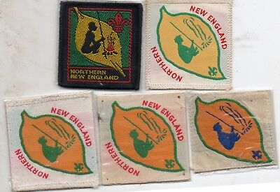 Nsw  Scout Badge       Northern New England  X  5