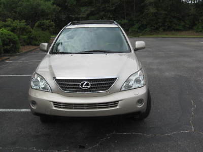 2007 Lexus RX RX400h 2007 Lexus RX400h Hybrid (Gas/Electric) (LOCAL PICKUP ONLY - NO SHIPPING)
