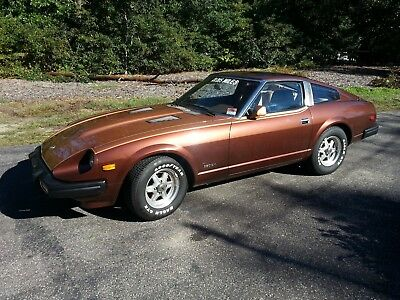 1979 Datsun Z-Series base coupe