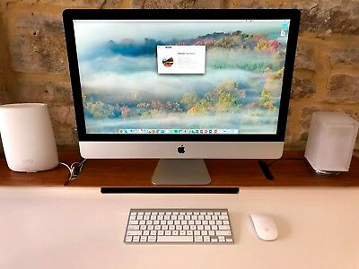 "Apple iMac (late 2013) 27"" 3.2GHz i5 8GB RAM 1TB HDD"