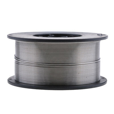 """Spool Stainless Steel Gasless Flux-Cored MIG Welding Wire 0.030"""" 0.8mm 2.2Lb"""