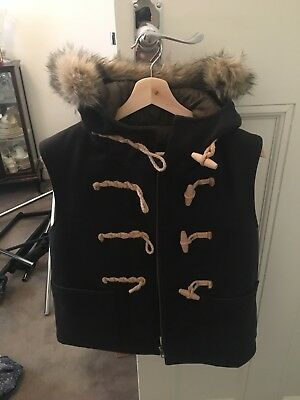 Gloverall Puffer Vest Size M
