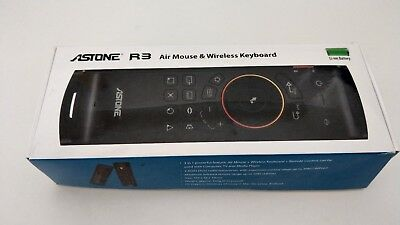 ASTONE R3 Air Mouse & Wireless Keyboard