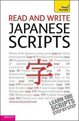 Read and Write Japanese Scripts: Teach Yourself by Gilhooly, Helen | Paperback B