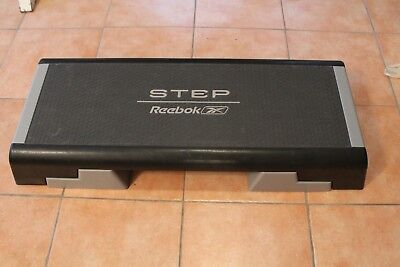 Reebok Step Board Stepper Steppbrett Stepbrett Fitness Kurse Treppe TOP !!!