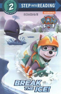 Step into Reading: Break the Ice! by Courtney Carbone (2017)