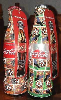 México)0, 2 Coca - Cola, Philately & Football, Together In A Bottle!, Rusia 2018