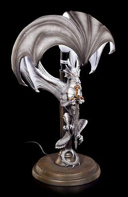 Dragon table lamp dragon warrior by anne stokes lamp fantasy dragon table lamp dragon warrior by anne stokes lamp fantasy figure aloadofball Choice Image