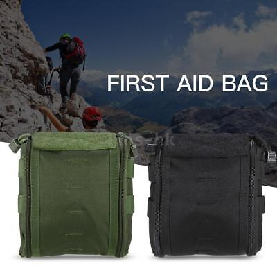 Lixada First Aid Kit Empty Bag Travel Emergency Survival Pouch Medical H3J8