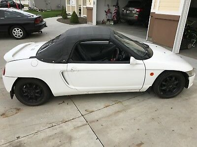 1991 Honda Beat  1991 Honda Beat--Convertible--Kei car