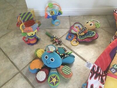Baby Toy Lot, Lamaze, Fisher Price and more