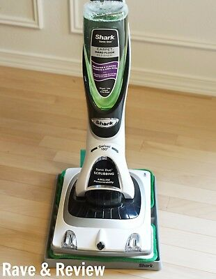 Shark Floor And Carpet Cleaner Sonic Duo