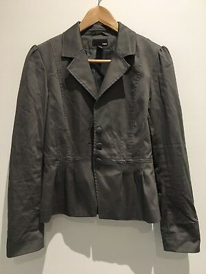 H&M Blazer Size 8 (Europe 36) Perfect Condition