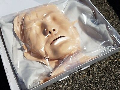 laerdal inflatable mini anne CPR manikin training dummy little annie prestan
