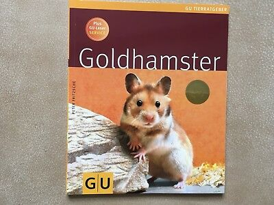 Tierratgeberbuch Goldhamster