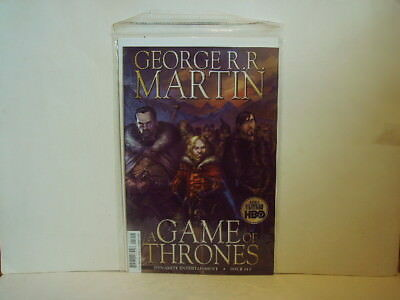 A Game of Thrones - issue #19 - George R.R. Martin - Dynamite Ent.