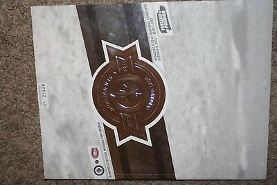 2011 Winnipeg Jets Inaugural Game Program! Montreal Canadians-Limited Edt #21628