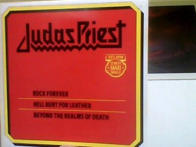 "JUDAS PRIEST - Rock Forever    12"" Maxi"