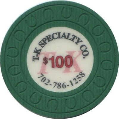 T-K Specialty Co. sample chip