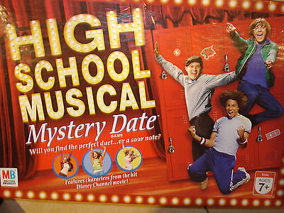 Bn High School Musical Mystry Date Game