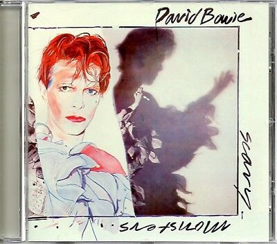 Scary Monsters von David Bowie (2014) Remastered Edition