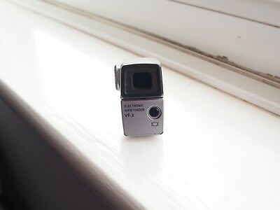 Olympus VF-3 electronic viewfinder - silver