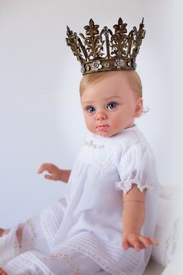 PRE ORDER REBORN KIT  PRINCESS ADELAIDE by ANDREA ARCELLO..LOWEST PRICE!