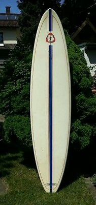 Surfboard Fanatic Evolution shape 7'6'' handshaped resin- Wellenreiter TOP