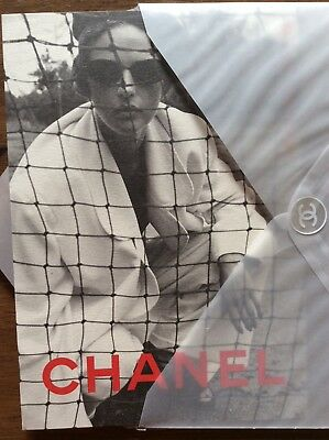 CHANEL 1998 post card book