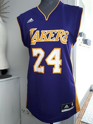 NBA, Basketball, Kobe Bryant, 24, LA Lakers, Trikot, Gr. XS
