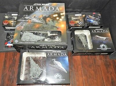 BIG Fantasy Flight Star Wars Armada Army Lot