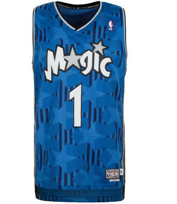 NBA Orlando Magic Trikot Adidas  Swingman Tracy McGrady (T-Mac) M  Basketball