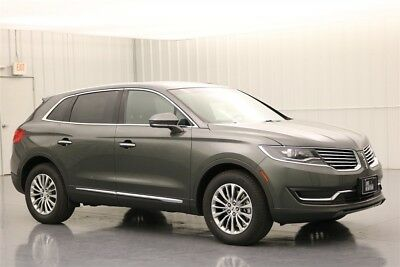 Lincoln MKX Select 2018 Select New 3.7L V6 24V Automatic All-wheel Drive SUV