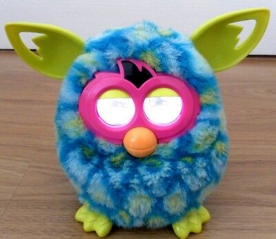 Furby Boom Peacock Talking Electronic Interactive Pet by Hasbro